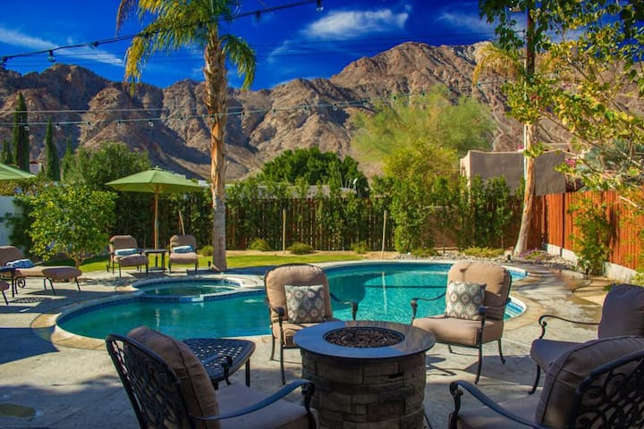 Casa Madero   Luxe 4BD/2BA, Pool/Spa, Putting Green, Gated, Cove