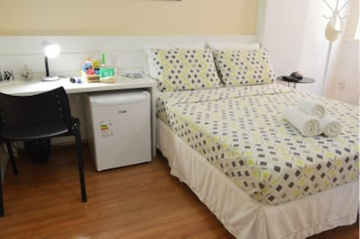 Confortable suite in Copacabana RIO