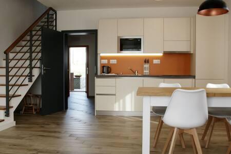 Prostorný apartmán na farmě se třemi ložnicemi