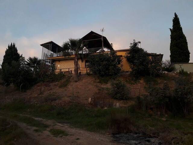 Casa Rural en El Sexto. Estación de Cártama