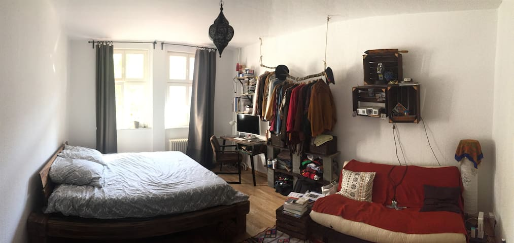 Cozy bedroom in Berlin - Friedrichshain