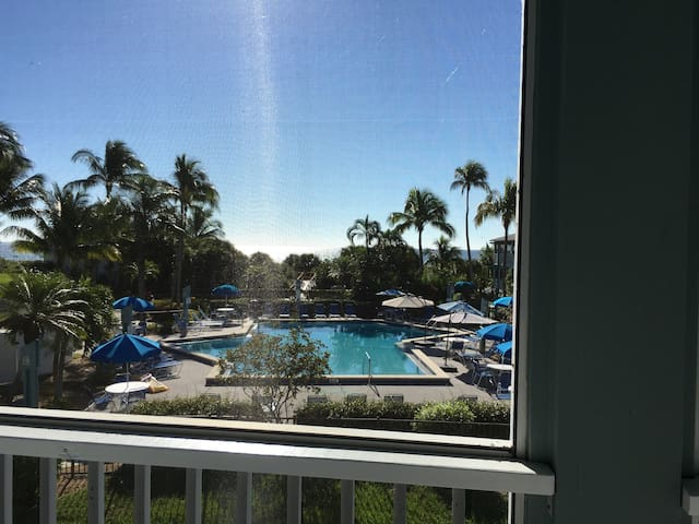 Beachfront Condo on Sanibel Island - 薩尼貝爾(Sanibel) - 公寓