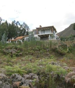 Casa y hermoso Paisaje - Cota