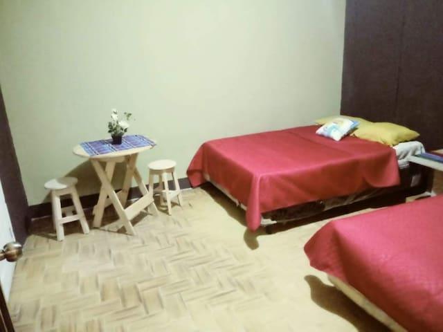 Hotel Hassan (Habitación 3), Zona 9 Guatemala