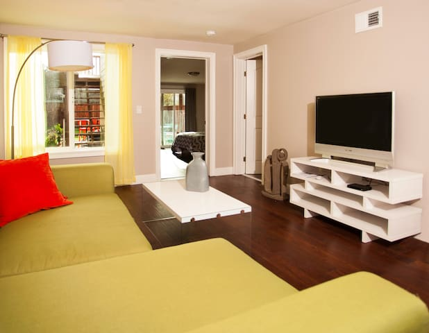 Modern Spacious MissionTerrace Apt. - San Francisco - Departamento
