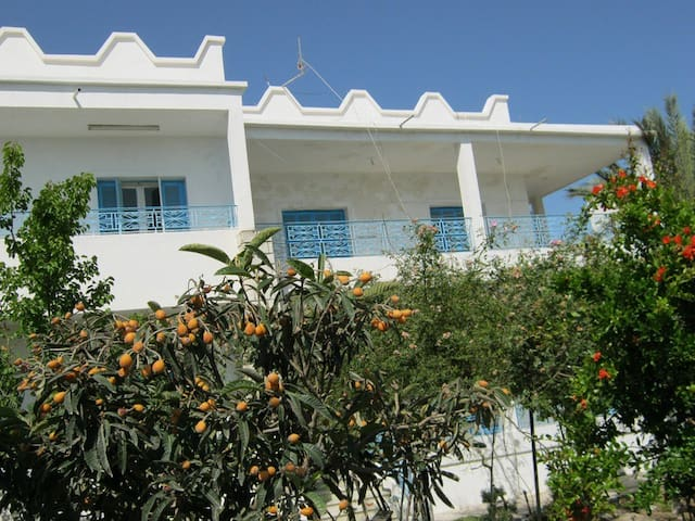 Room and Tunisian Arabic Lessons ! - แอเรียน่า - ที่พักพร้อมอาหารเช้า