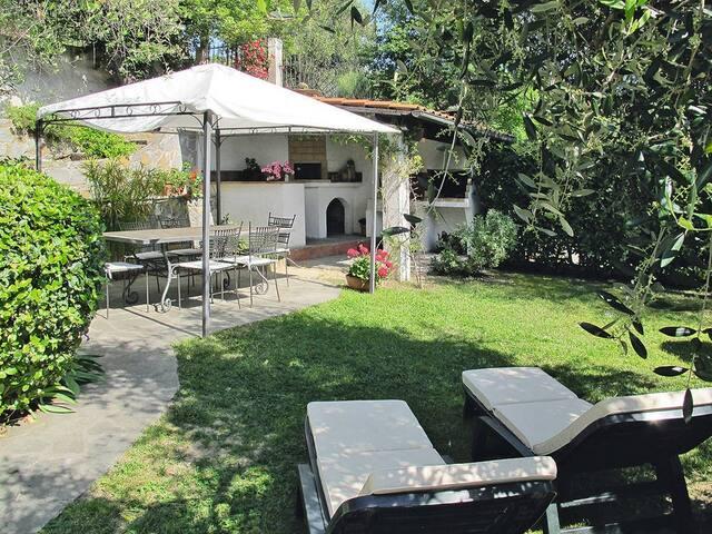 Villa Anna mit Meerblick und Garten 008031-LT-0447
