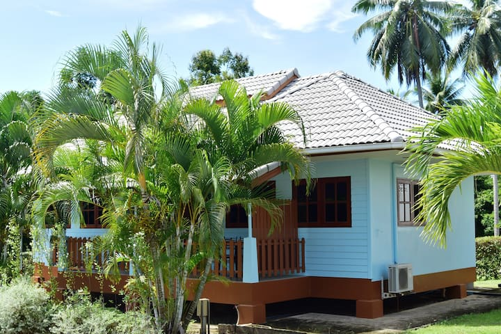 Kate House - Blue House (2 bedroom).