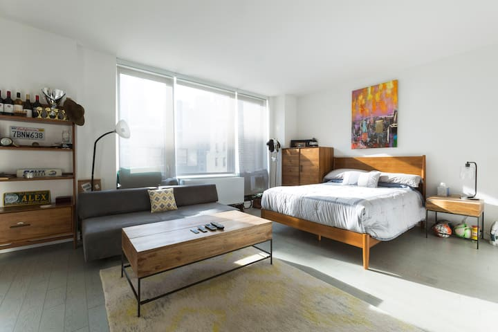 Fifth Ave. Modern Studio - New York - Daire
