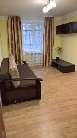 Apartment with backyard in the park area - Lwów - Apartament