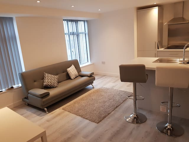 New Two Double Bedroom Tankerton Apartment