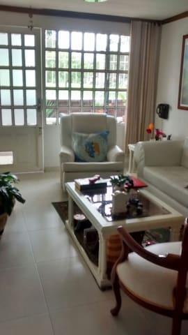 Great Location! Apartmen for 1 pers - Bogotá - Casa