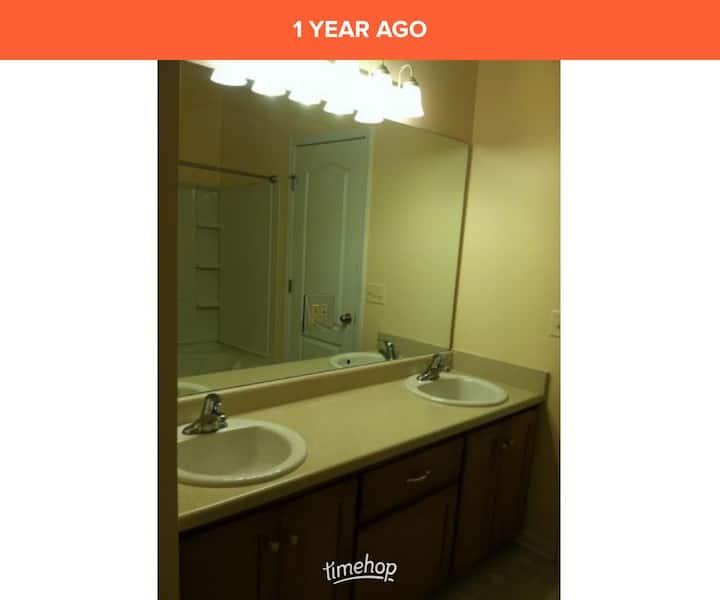 3 bedroom 2 bath condo