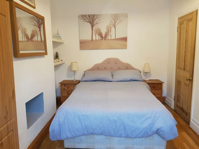 Lovely downstairs room near beach  - Cleethorpes - Haus