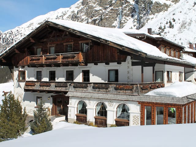 Apartment Pitztal for 2 persons