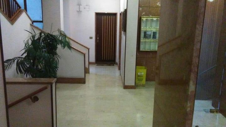 Ottima zona Torino stanza 1 o 2 letti singoli