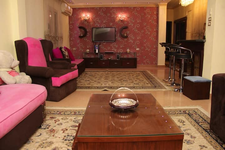 🌞 Wonderful APT In Heliopolis Near The Airport 🛩