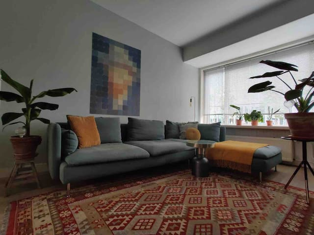 Spacious Apartment | Utrecht central station