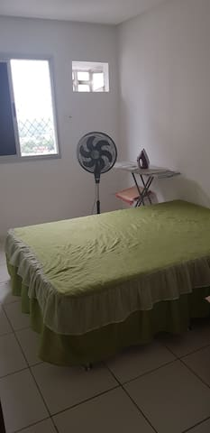 Aconchegante, seguro e bem localizado em Manaus.