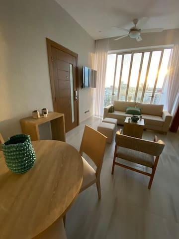 Apartamento TOP completamente equipado en Piantini