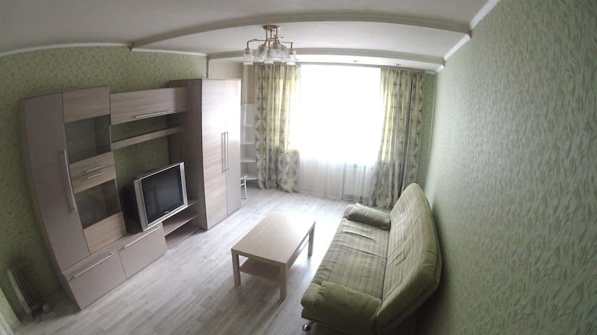 Отличная однокомнатная квартира в центре - Novokuznetsk - อพาร์ทเมนท์