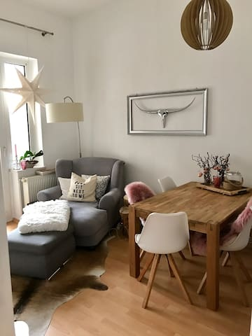 Cebit 2Z Wohnung, Maschseenah - Hannover - Apartamento