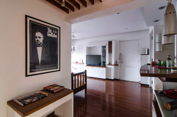 Cosy and Comfortable Apartment- Prabhadevi