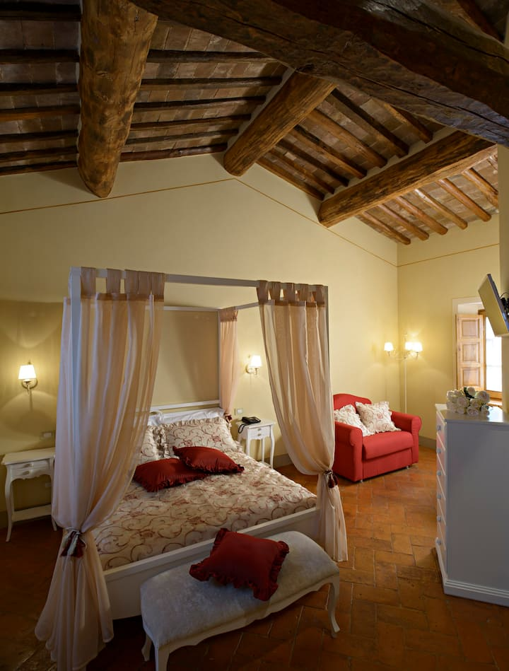 Casa Torre Margherita: Junior Suite Bonifacio VIII