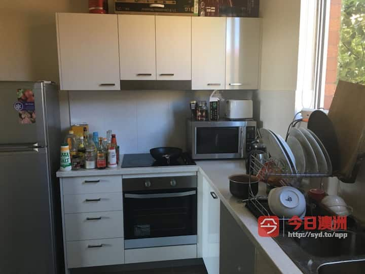 large and clean single room in Randwick
