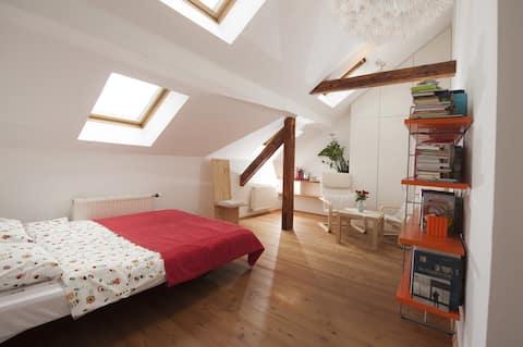 Schönes, ruhiges Zimmer nahe dem Zentrum von Graz