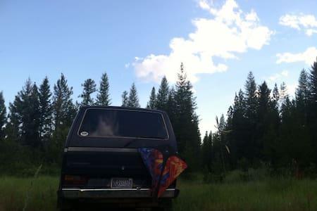 1986 Volkswagon Vanagon - Autocaravana