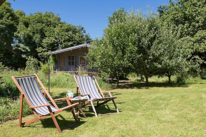 Cosy Idyllic Cabin in South Devon - Landscove - Kabin