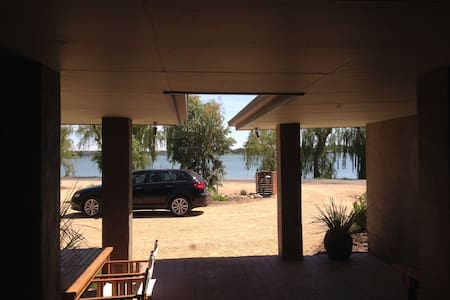 Lakeview on River Road - Yarrawonga - House