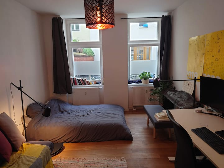 Cosy flat near Mauerpark