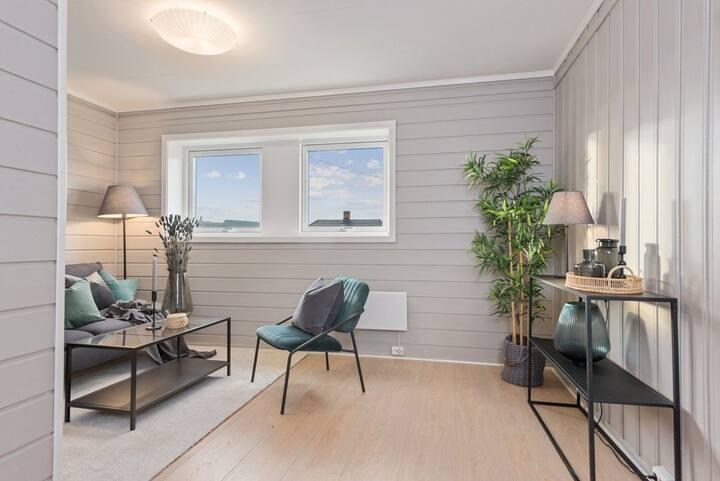 Lys og fin leilighet i sentralt område