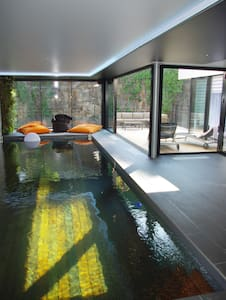 chambre d'exception  / piscine & spa, - Perros-Guirec - Guesthouse