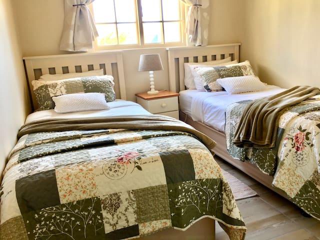 Bedroom 3, Twin Bedded Room