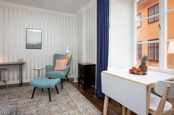 BESKOW - Stockholm - Apartemen berlayanan