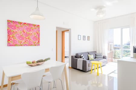 5min walk to the beach, new apt. in Novo Campeche