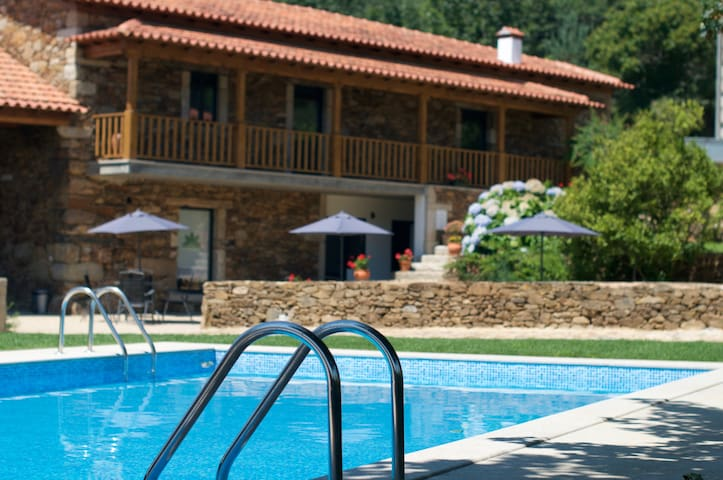 Quinta Vilar e Almarde | Country House - Real - Casa