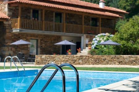 Quinta Vilar e Almarde | Country House - Reial - Casa