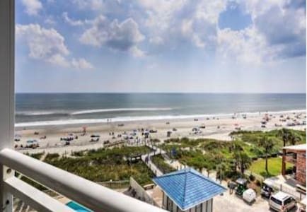 OCEAN FRONT , BEST VIEWS EVER,FAMILY  North Myrtle