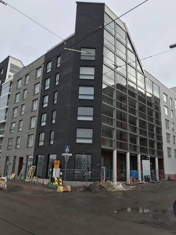 Apartment in Helsinki city