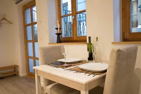 New apartment in Chiemgau
