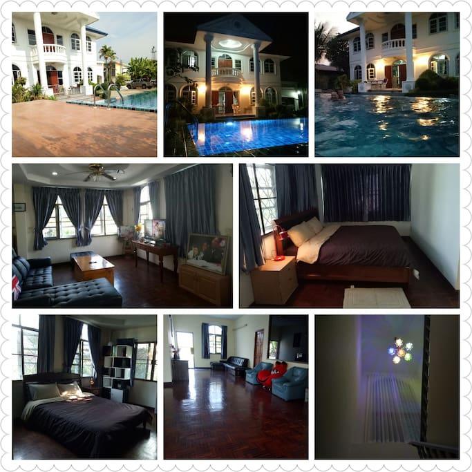 Poann Villa Suite ภูแอน วิลล่า บ้านส่วนตัว