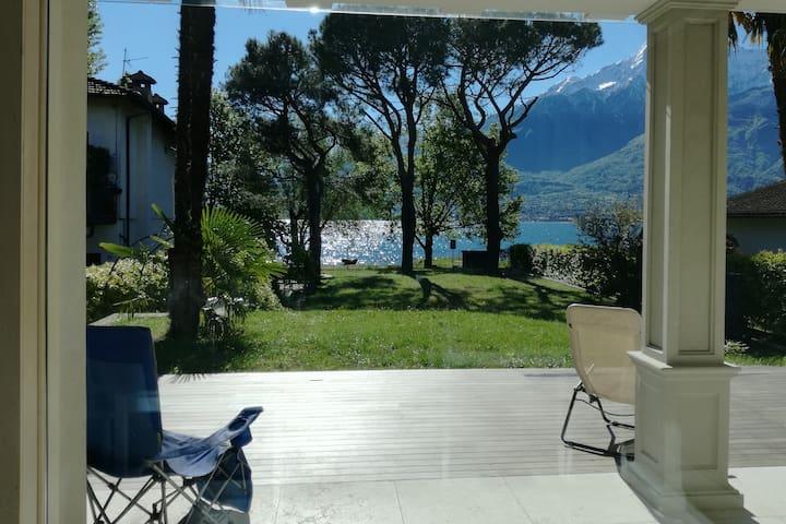 """""""Grazia al Lago"""" B & B Room Folaga"""