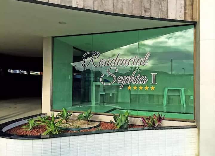 Lindo Residencial Sofhia 1 na Praia Grande