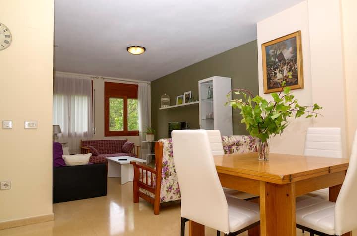 Acogedor apartamento en Alcañiz