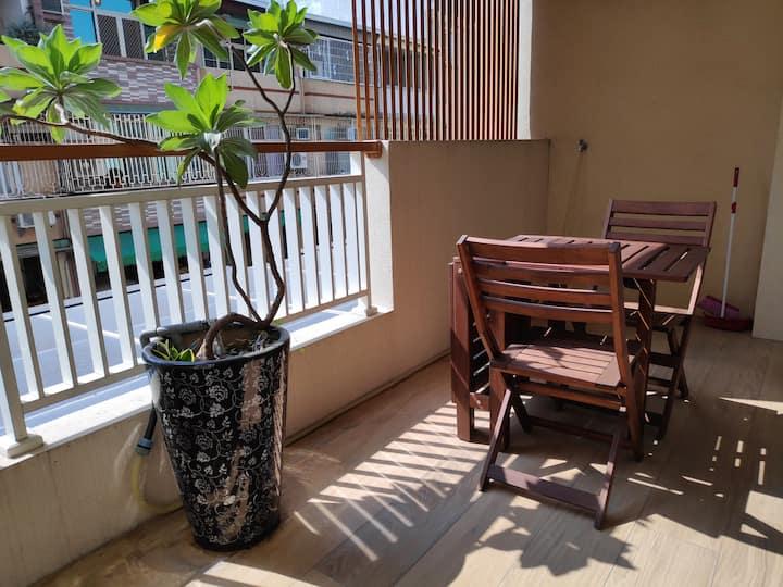 陽光U質-最舒服的全新電梯綠建築房子!!此生一定要體驗一次!大浴室&大陽台-保証讓您身心靈完全放鬆!