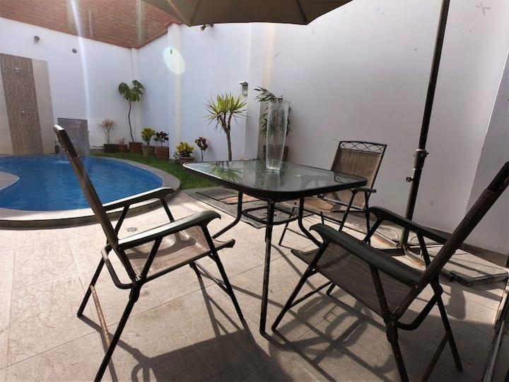 Linda Casa en Cerro Azul